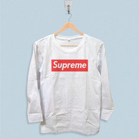 Long Sleeve T-shirt - Supreme