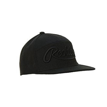 Young & Reckless Men's Big R Script Snapback Hat-One Size