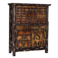 French Words Storage Chest - Belle Escape