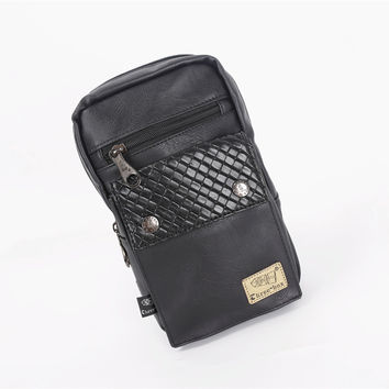 Korean Stylish Men Summer One Shoulder Bags [6542461251]