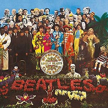 The Beatles - Sgt. Pepper's Lonely Hearts Club Band (DVD + Blu-ray Box Set – 4xCD)