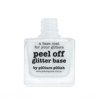 Picture Polish Peel Off Glitter Base Coat