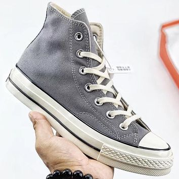 Trendsetter Converse All Star 1970s Women Men Fashion Casual Mid-Top Shoes