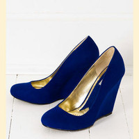 Feronia Wedge - Francesca's Collections
