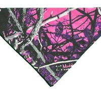 Muddy Girl Camo Bandana