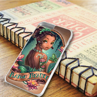 Tattooed Disney The Princess And The Frog iPhone 6 Plus Case