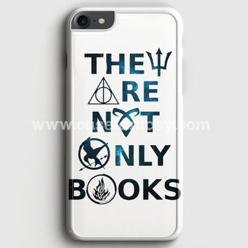 They Are Not Only Books iPhone 7 Case | casefantasy