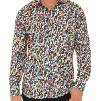 Robert Graham shirt - Limited Edition - Champage Toast