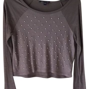 American Eagle Outfitters - T Shirt Brown