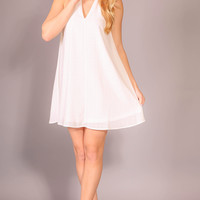 Wish Come True Dress - Ivory