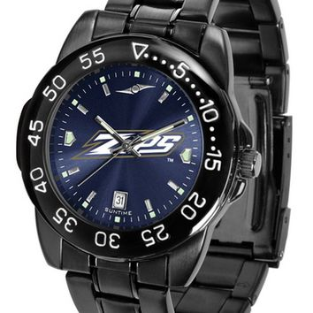University of Akron Zips Mens Watch Fantom Gunmetal Finish