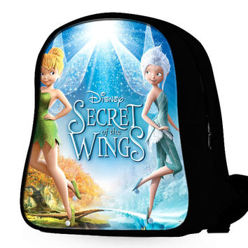 Tinkerbell Secret Of The Wings Tinkerbell And The Mysterious Winter Woods Backpack