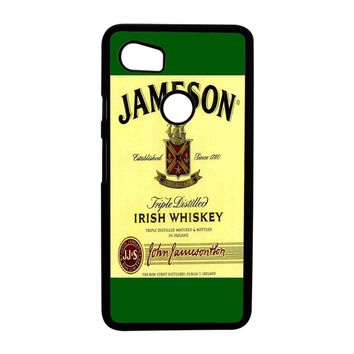 Jameson Wine Irish Whiskey Google Pixel 2 XL Case Case