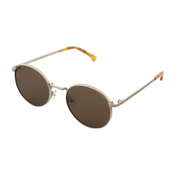 Taylor Crafted White Gold Sunglasses