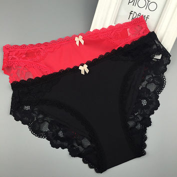 Sexy Lace Clip Panties [10304880332]