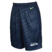 Men's Nike Seattle Seahawks NFL Fly Warp Shorts