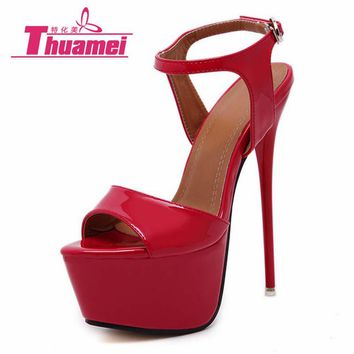 New Fashion Thin High-heeled Shoes Sexy Woman Pumps Women's Shoes Fashion Super High Heels Women Shoes Best #Y3283531G