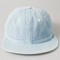 American Apparel - Unisex Denim Basic Cap