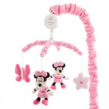 Disney Minnie Mouse Musical Mobile for Baby   Disney Store