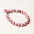 High-Energy Rhodonite Wrist Mala