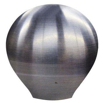 "Ongaro Shift Knob - 1-1-2"" - Smooth SS Finish [50030]"