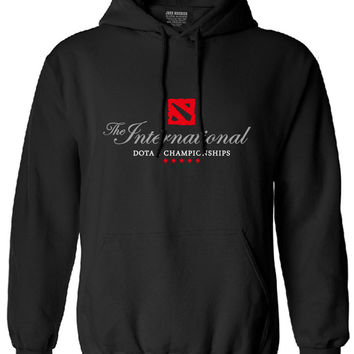 Men long Sleeve sweatshirt Game Dota 2 IT5 Natus Vincere Print Team Secret Corps Clothes Man autumn fashion male drake hooded