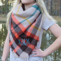 Monogrammed Gifts For All Occasions by Bloomingdeals