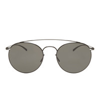 Maison Martin Margiela Black Minimal Essential Mykita Edition Sunglasses