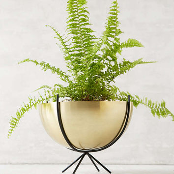 Adelphi Metal Planter - Urban Outfitters