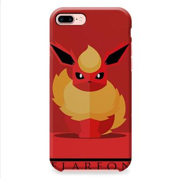 Flareon Pokemon Go iPhone 8 | iPhone 8 Plus Case