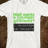 Girlfriend Volunteer as Tribute - 1Dlovers