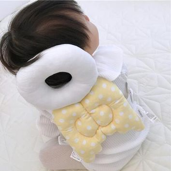 Toddler Backpack class Toddler Headrest Pillow Baby Head Protection Pillow Pad Nursing  Resistance Cushion Baby Pillow AT_50_3