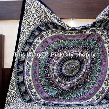 Hippie Tapestries, Mandala Tapestries, Bohemian Tapestries, Tapestry wall Hanging, Indian tapestries, Wall hanging, Beach Throw Blanket art