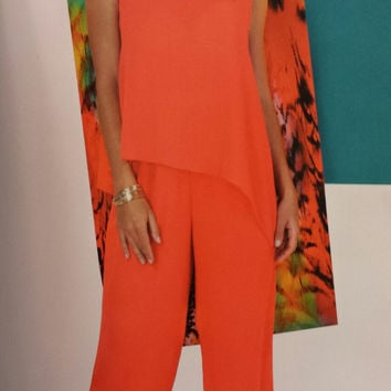 Frank Lyman Pant set/ Jump suit - Style 46728 (Spring/ Summer 2015)- SOLD OUT
