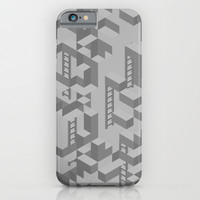 Stairs iPhone & iPod Case by Tony Vazquez