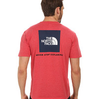The North Face S/S Red Box Tee