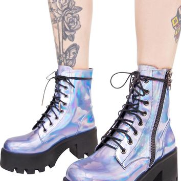 Opalescent Odyssey | BOOTS [PREORDER]