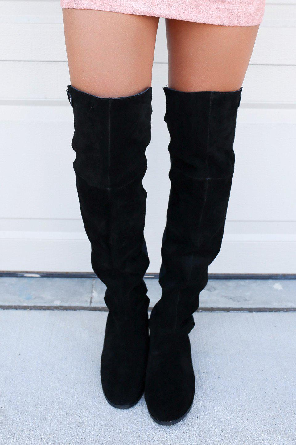 58b0fd09a36 CHINESE LAUNDRY Robin Knee High Boots from Amazing Lace