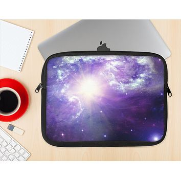 The Bright Open Universe Ink-Fuzed NeoPrene MacBook Laptop Sleeve