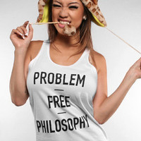 Adapt The Problem Free Tank Top : Karmaloop.com - Global Concrete Culture