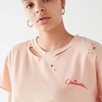 The Chainsmokers Distressed Tee | Urban Outfitters