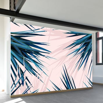 Pointy Palm Wall Mural