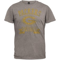 Green Bay Packers - Vintage Logo Soft T-Shirt