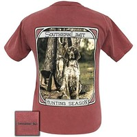 Southern Limits Hunting Dog Unisex Comfort Colors T-Shirt