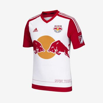 New York Red Bulls 2015-16 Home Match Jersey