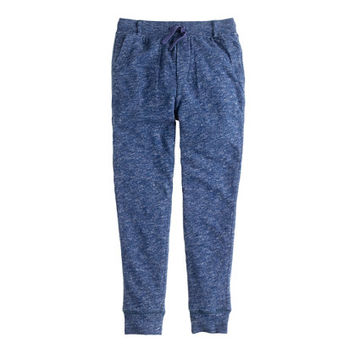 crewcuts Boys Jersey-Lined Cozy Sweatpant