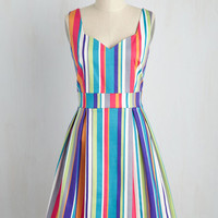 Sassed as You Can Dress in Stripes | Mod Retro Vintage Dresses | ModCloth.com