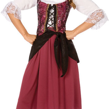 women's costume: pirate wench (lf) | large