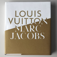 Louis Vuitton/Marc Jacobs Hardcover Book