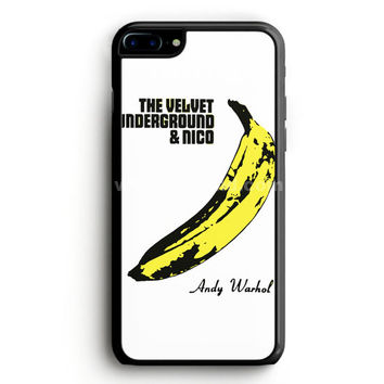 Andy Warhol Velvet Underground iPhone 7 Plus Case | aneend